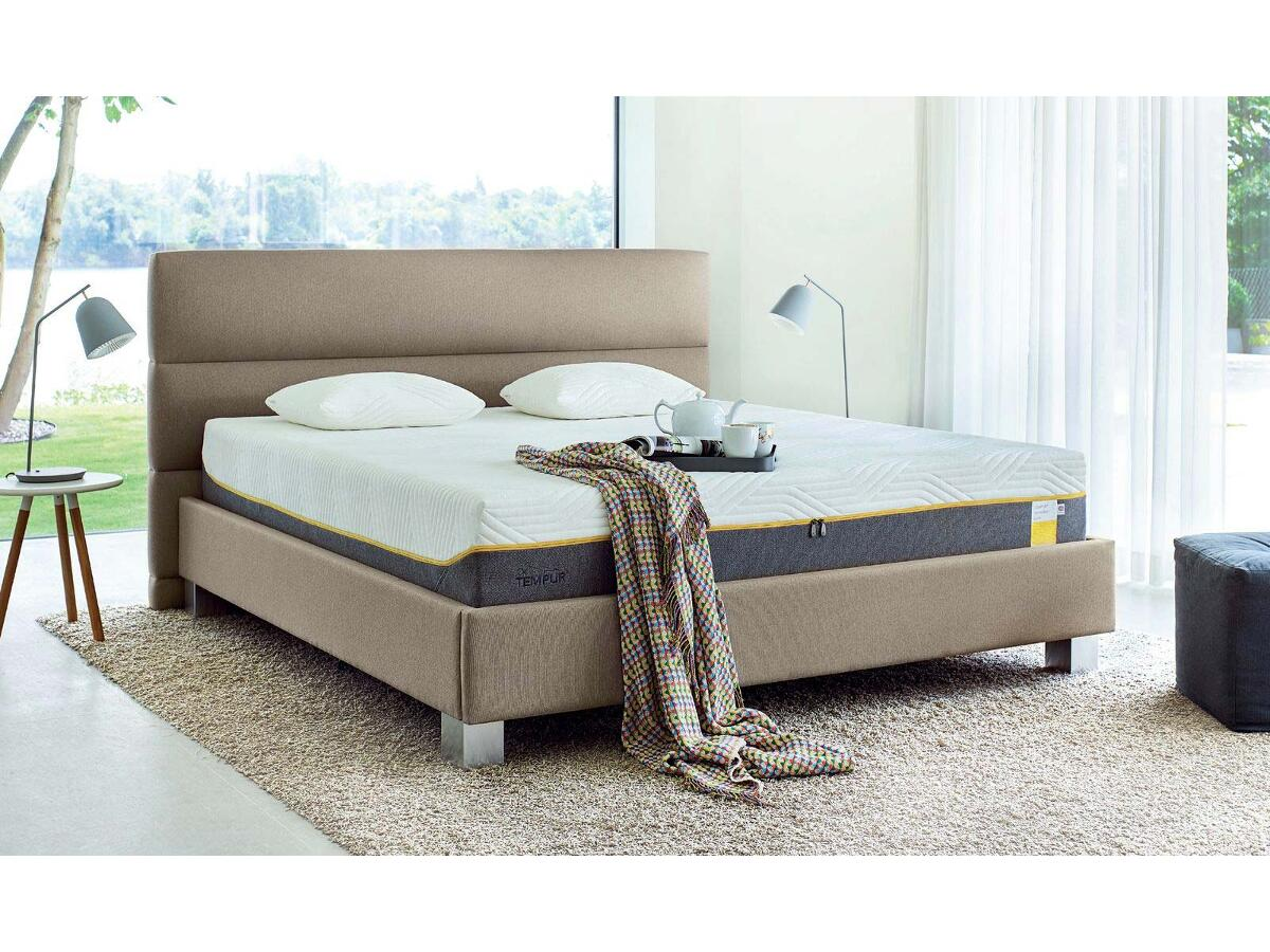 matelas visco latique tonique 30 cm moncoutant. Black Bedroom Furniture Sets. Home Design Ideas