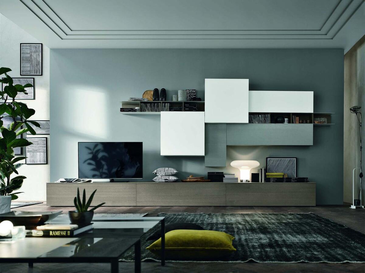 1 modulable meuble tv moncoutant - Meuble tv a composer modulable ...