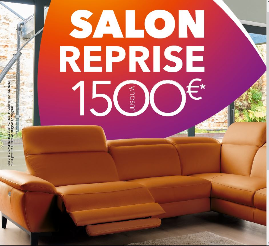 SALON REPRISE 1500€
