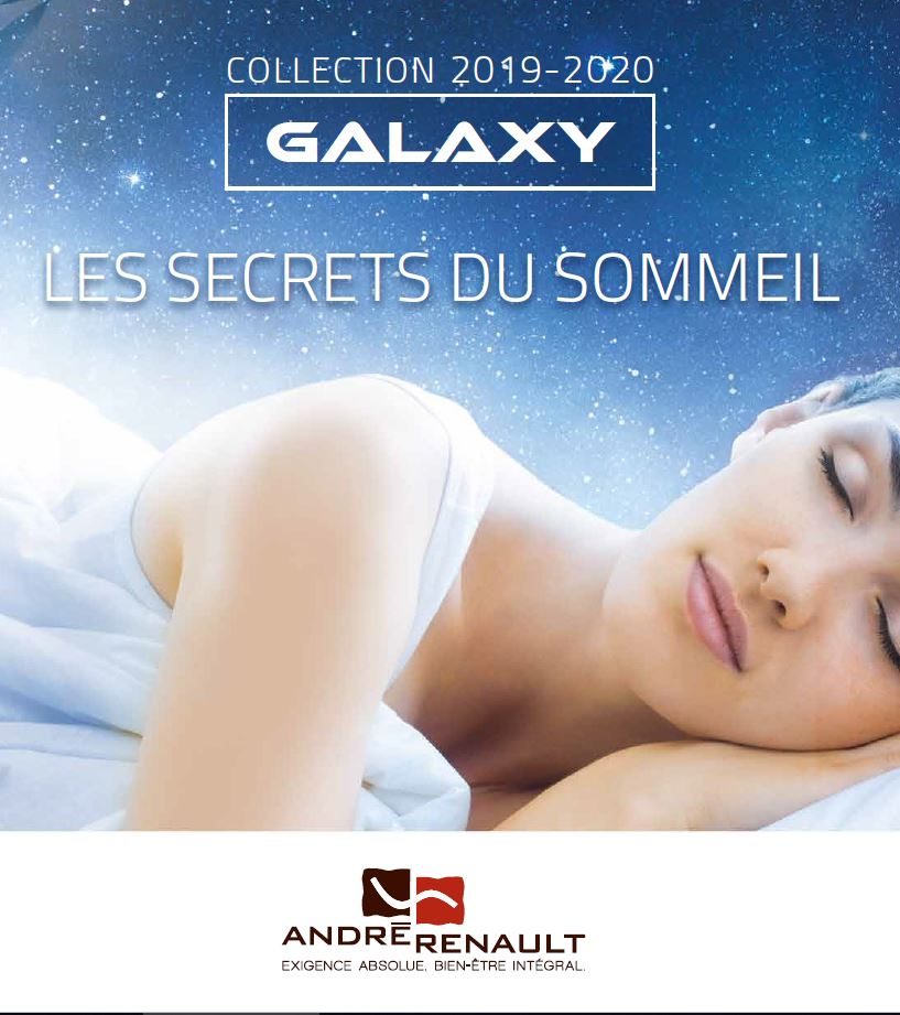 Collection GALAXY par André Renault
