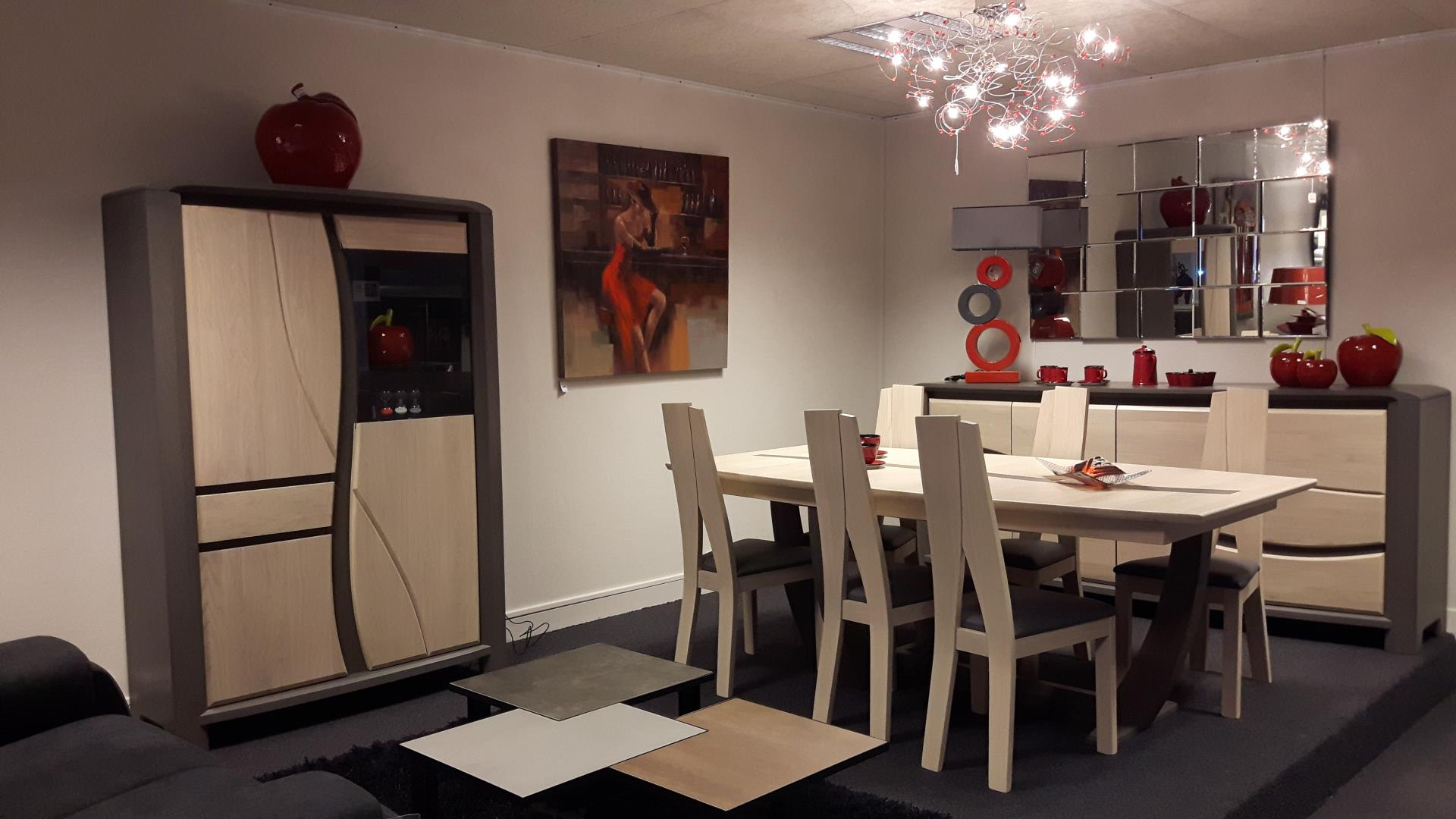Galeries photos de meubles sourice moncoutant for Meuble sejour modulable